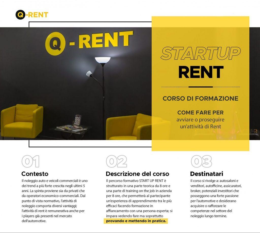 start up rent